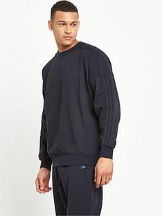 adidas-denim-crew-neck-top