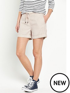 v-by-very-linen-short