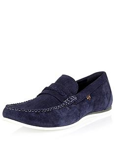 river-island-suede-slip-onnbsploafers