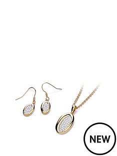 buckley-london-gold-plated-oval-crystal-set-sparkle-pendant-and-earring-set