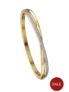 buckley-london-two-tone-gold-amp-rhodium-plated-millgrain-crossover-crystal-set-bangle