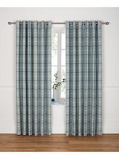 croft-jacquard-eyelet-curtains