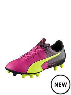 puma-puma-evospeed-junior-55-tricks-firm-ground-boots