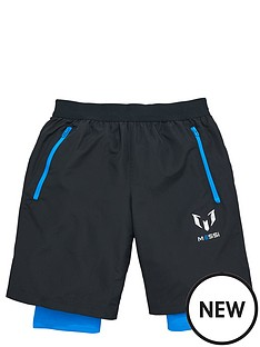 adidas-messi-junior-short