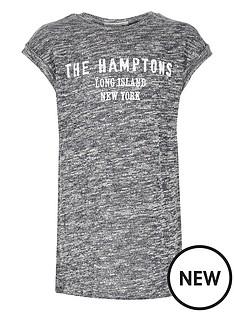 river-island-girls-blue-marl-hamptons-t-shirt