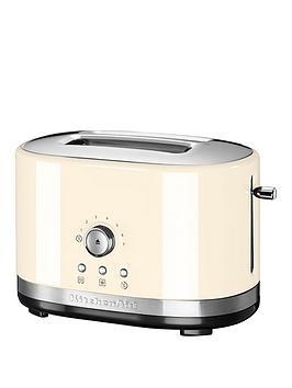 kitchenaid-5kmt2116bac-2-slot-manual-control-toaster-cream