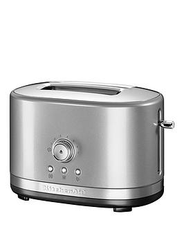 kitchenaid-kitchenaid-5kmt2116bcu-2-slot-manual-control-toaster-silver