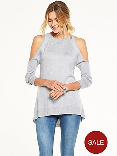 v-by-very-exposed-shoulder-elliptical-hem-jumpernbsp