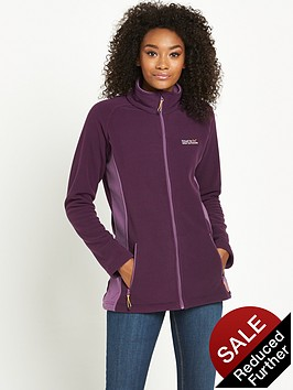 regatta-cathie-ii-full-zip-fleece-purple