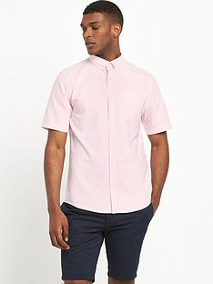river-island-short-sleeved-oxford-shirt