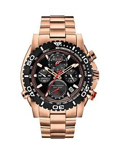 bulova-black-dial-chronograph-rose-gold-stainless-steel-mens-watch