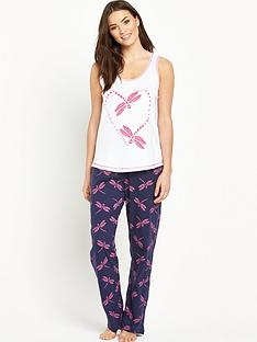sorbet-great-value-dragonfly-pj-set