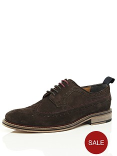 river-island-suede-derby-brogues