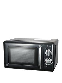 Swan Swan Sm22080B 20-Litre Manual Microwave - Black Picture