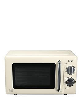 Swan Swan Sm22080C 20-Litre Manual Microwave - Cream Picture