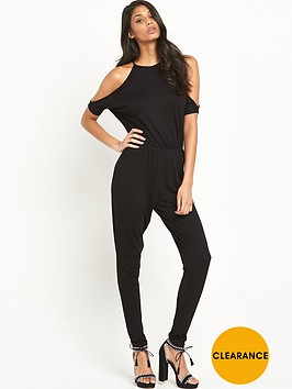 v-by-very-petite-cold-shoulder-jersey-jumpsuit