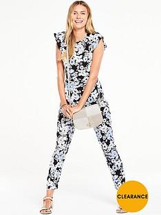v-by-very-printed-slim-leg-jumpsuit