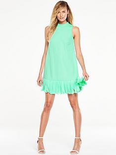 v-by-very-high-neck-petal-swing-dress