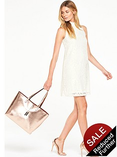 v-by-very-lace-high-neck-swing-dress-ivory