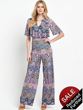 v-by-very-cape-sleeve-wide-leg-jersey-jumpsuit