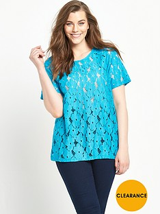 so-fabulous-lace-shell-top-turquoise