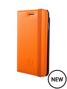 moleskine-classic-booktype-case-debossed-logo-orange-iphone-66s