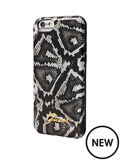 guess-animalier-print-tpu-case-black-pythion