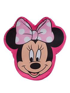 minnie-mouse-shaped-cushion
