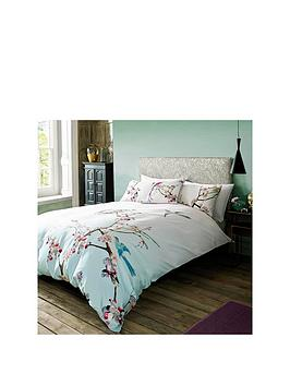 Ted Baker Ted Baker Flight Of The Orient 100% Cotton 220 Thread Count  ... Picture