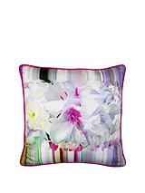 Hanging Gardens Filled Cushion