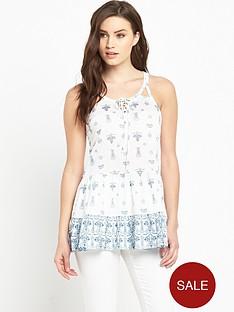 v-by-very-floral-print-slubnbspjersey-vest-whiteblue