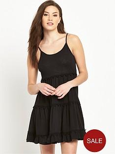 v-by-very-backless-crochet-trim-jersey-sun-dress