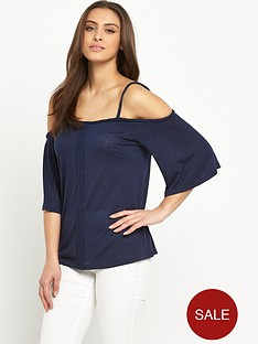 v-by-very-plait-detail-cold-shoulder-top