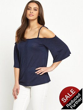 v-by-very-plait-detail-cold-shoulder-top