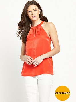 v-by-very-satin-front-halter-neck-jersey-top