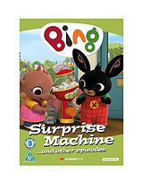 BING - SURPRISE MACHINE…AND OTHER EPISODES