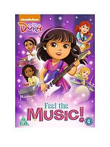DORA AND FRIENDS: FEEL THE MUSIC DVD