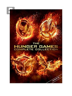the-hunger-games-complete-collection