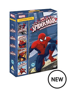 ultimate-spider-man-vols-1-4