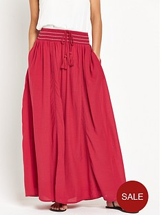 v-by-very-tassel-flowing-maxi-skirt