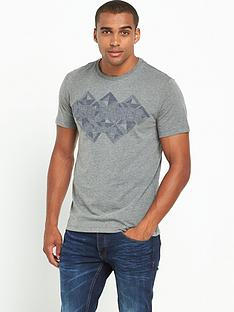 ted-baker-print-short-sleevenbspt-shirt