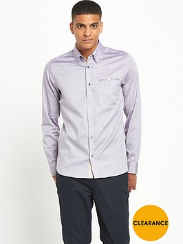 ted-baker-long-sleeve-oxford-shirt