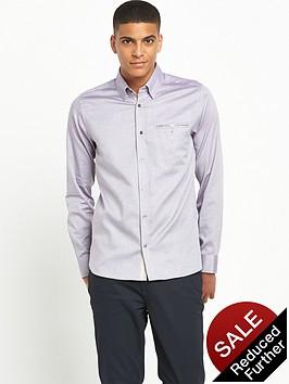 ted-baker-long-sleeve-oxford-shirt