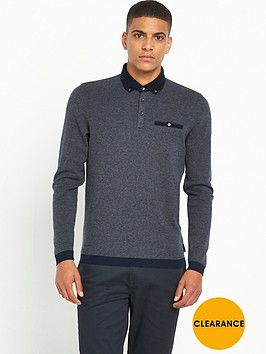 ted-baker-ls-polo-shirt