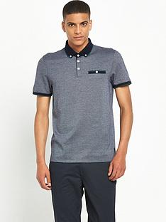 ted-baker-diagonal-stripenbsppolo-shirt