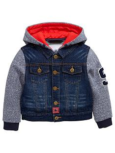 mini-v-by-very-boys-hooded-denim-jersey-jacket