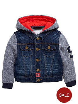 mini-v-by-very-boys-hooded-denim-jersey-jacket