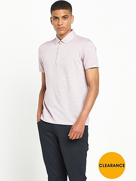 ted-baker-pin-dot-button-down-collar-polo-shirt