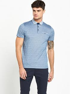 ted-baker-knit-collar-polo