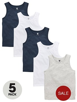 v-by-very-boys-vests-5-pack